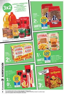 Ofertas de Litoral en el catálogo de E.Leclerc ( 9 días más)