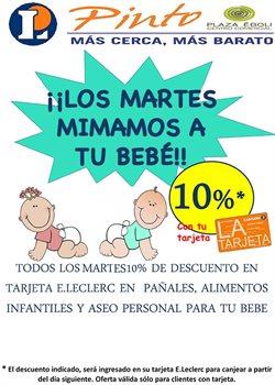 Ofertas de E.Leclerc  en el folleto de Madrid