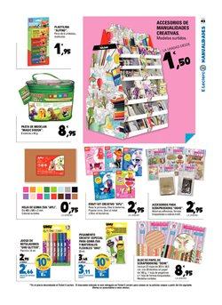 Ofertas de Material escolar  en el folleto de E.Leclerc en Madrid