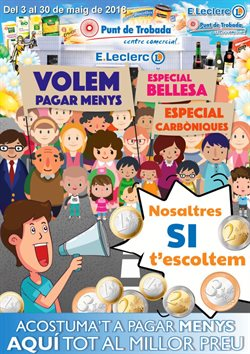 Ofertas de E.Leclerc  en el folleto de Andorra la Vella