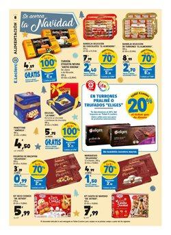 Ofertas de Pastelitos  en el folleto de E.Leclerc en Madrid