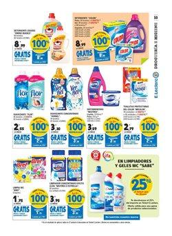 Ofertas de Detergente líquido  en el folleto de E.Leclerc en Madrid