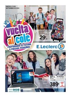 Ofertas de E.Leclerc  en el folleto de Molina de Segura