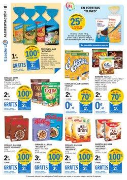 Ofertas de Cereales de chocolate en E.Leclerc
