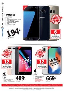 Ofertas de IPhone en E.Leclerc