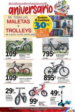 Ofertas de Bicicleta estática en E.Leclerc