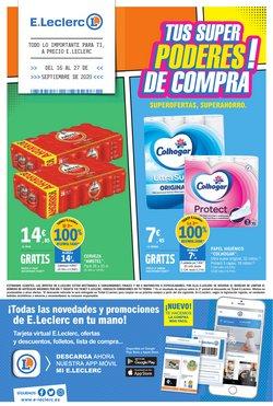 Catálogo E.Leclerc en Pinto ( Caduca hoy )