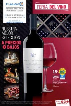 Catálogo E.Leclerc en Pinto ( 14 días más )
