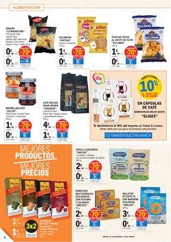 Ofertas de Galletas de cereales en E.Leclerc