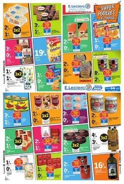 Ofertas de E.Leclerc en el catálogo de E.Leclerc ( Caduca mañana)