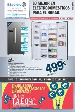 Catálogo E.Leclerc ( Publicado ayer)