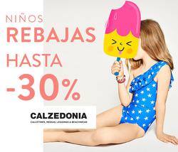 Ofertas de Calzedonia  en el folleto de Valladolid