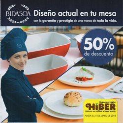 Ofertas de Hiber  en el folleto de Madrid