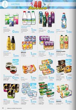 Ofertas de Batido de chocolate  en el folleto de Hiber en Alcobendas