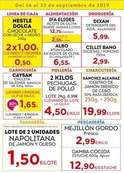 Ofertas de Hiber  en el folleto de Leganés