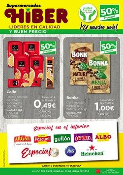 Catálogo Hiber en Madrid ( 7 días más )