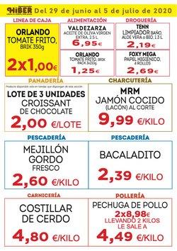 Catálogo Hiber en Madrid ( Caduca hoy )