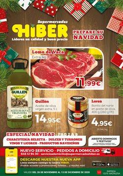 Ofertas de Aceite de oliva virgen extra en Hiber