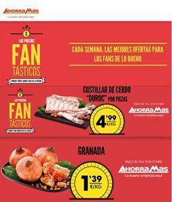 Ofertas de AhorraMas  en el folleto de San Sebastián de los Reyes