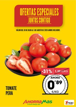 Ofertas de Hiper-Supermercados en el catálogo de AhorraMas ( 2 días más )