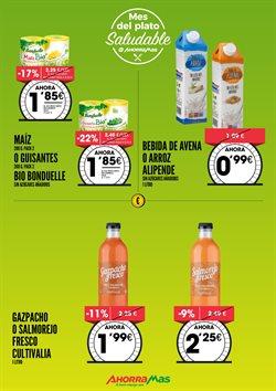 Ofertas de Bebida de avena en Ahorramas