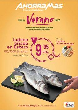 Ofertas de Hiper-Supermercados en el catálogo de Ahorramas ( 2 días más)