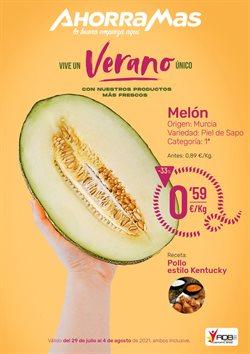 Ofertas de Hiper-Supermercados en el catálogo de Ahorramas ( 4 días más)