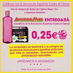 Ofertas de AhorraMas  en el folleto de Madrid