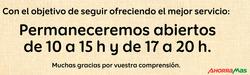 Cupón AhorraMas en Pinto ( 9 días más )