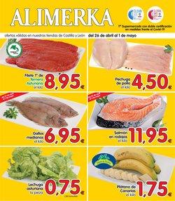 Catálogo Alimerka ( Caducado)
