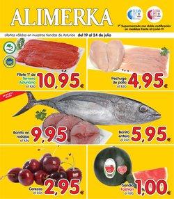 Ofertas de Alimerka en el catálogo de Alimerka ( Caduca mañana)