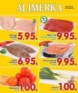 Ofertas de Alimerka  en el folleto de León