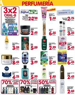 Ofertas de Gillette  en el folleto de Alimerka en Ponferrada
