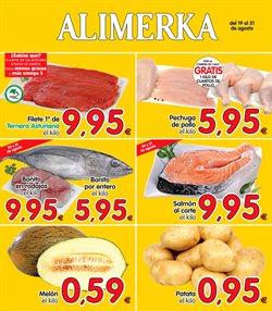 Ofertas de Alimerka  en el folleto de Avilés