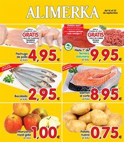 Ofertas de Alimerka  en el folleto de Gijón