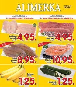 Catálogo Alimerka ( 3 días más )