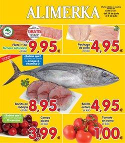 Catálogo Alimerka ( Caduca hoy )