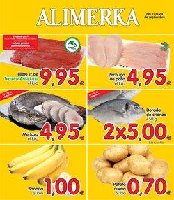 Ofertas de Hiper-Supermercados en el catálogo de Alimerka en Llanes ( 3 días más )