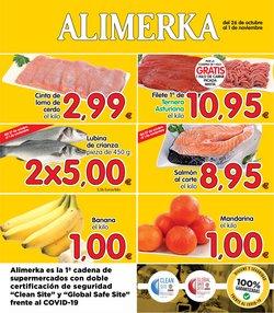 Ofertas de Mixta en Alimerka