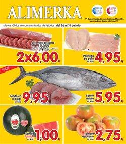 Ofertas de Alimerka en el catálogo de Alimerka ( Publicado hoy)