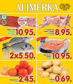 Catálogo Alimerka ( Publicado ayer)