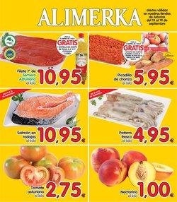 Catálogo Alimerka ( Caduca hoy)