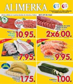 Catálogo Alimerka ( Caduca mañana)