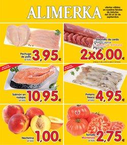 Ofertas de Hiper-Supermercados en el catálogo de Alimerka ( Caduca mañana)