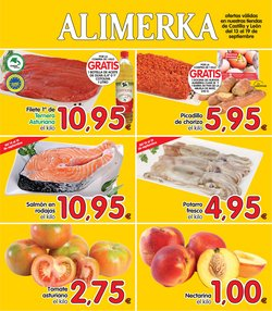 Catálogo Alimerka ( 2 días más)