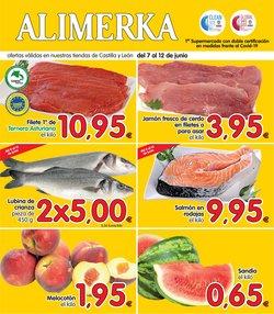 Ofertas de Alimerka en el catálogo de Alimerka ( Caducado)