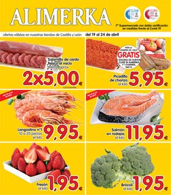 Catálogo Alimerka ( Publicado hoy)
