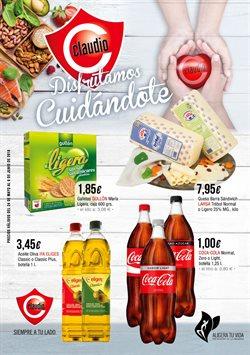 Ofertas de Claudio  en el folleto de Santiago de Compostela