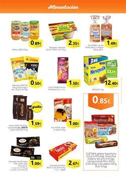 Ofertas de Chocolate  en el folleto de Coviran en Alcalá la Real