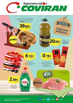 Ofertas de Coca-Cola  en el folleto de Coviran en Vigo